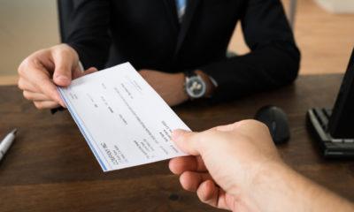 ¿Qué significa depositar en un banco?