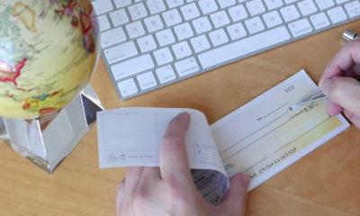 ¿Quién puede depositar un cheque cruzado?