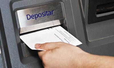 ¿Quién puede depositar un cheque?