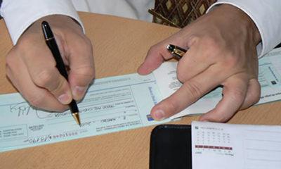 ¿Cuándo depositar un cheque diferido?