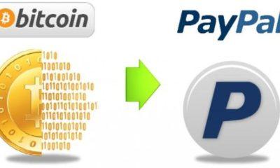 ¿Cómo depositar Bitcoins en Paypal?