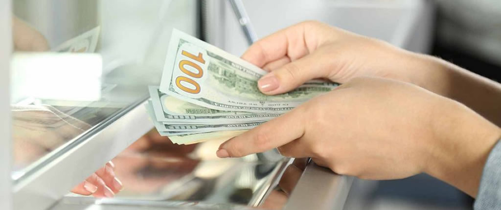 depositar dolares en el banco