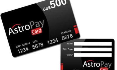 ¿Cómo comprar Astropay card?