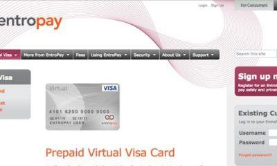 ¿Cómo retirar dinero de Entropay a mi tarjeta de crédito?