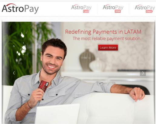 ¿Cómo fijarme el estado de la boleta en Astropay Card?