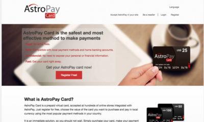 ¿Cómo depositar con Astropay en PokerStars?