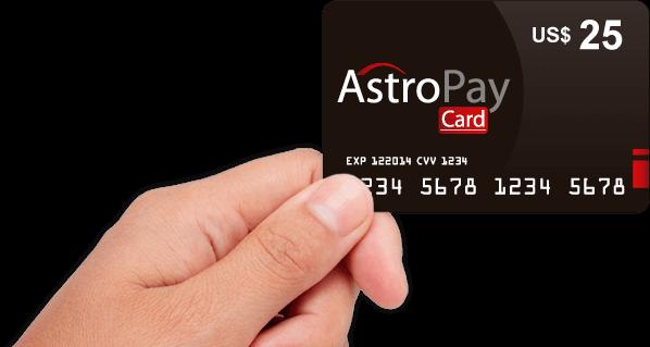 ¿Cómo puedo pagar en Astropay?