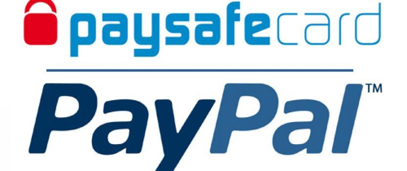 ¿Cómo pasar saldo de Paysafecard a Paypal?