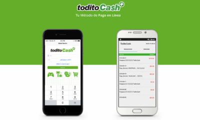 ¿Cómo recargar Todito Cash?