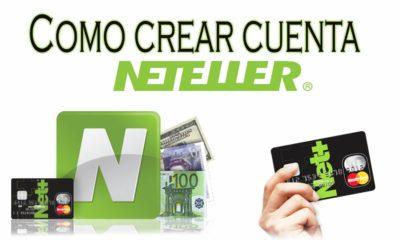 ¿Cómo crear una cuenta en Neteller?