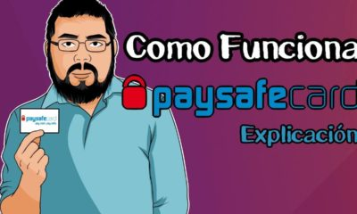 ¿Cómo funciona Paysafecard?
