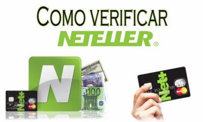 ¿Cómo verificar una cuenta de Neteller?
