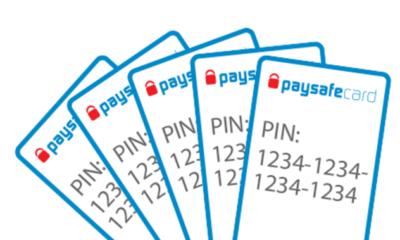 ¿Qué puedo comprar con Paysafecard?
