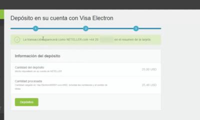 Como retirar dinero de Neteller en Bolivia?
