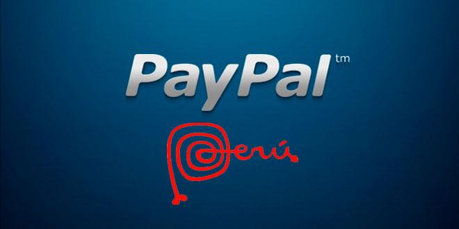 ¿Cómo depositar dinero en Paypal Perú?