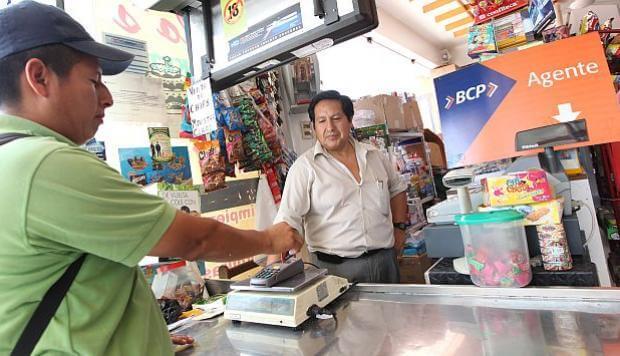 ¿Cómo depositar dinero en un agente BCP?