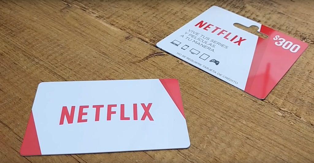 ¿Cómo pagar Netflix con Paysafecard?