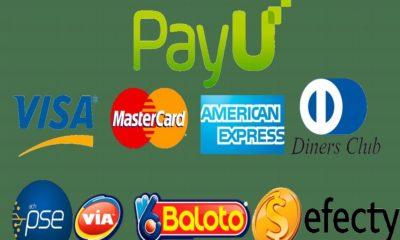 ¿Qué medios de pago utiliza PayU?