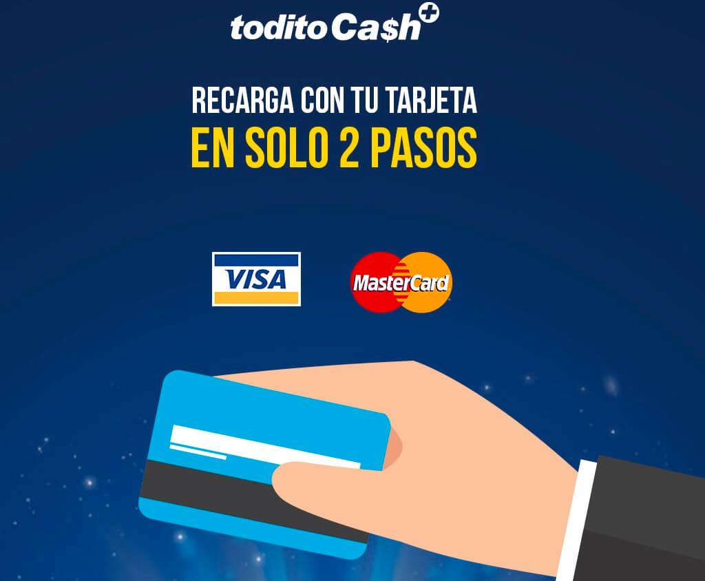 ¿Qué puedo pagar con Todito Cash?