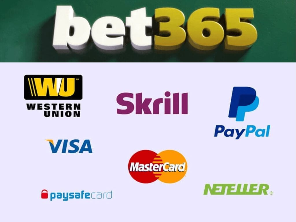 ¿Cuáles son las formas de retirar dinero de Bet365?