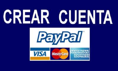 ¿Cómo crear cuenta en Paypal?