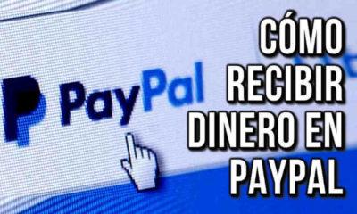 ¿Cómo recibir dinero en Paypal?