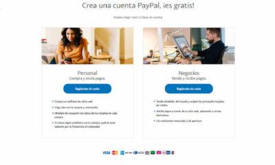 ¿Cómo hacer una cuenta en Paypal?
