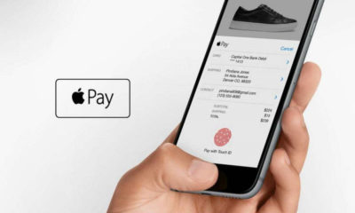 ¿Cómo pagar con Apple Pay?