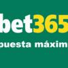 ¿De cuánto es la apuesta máxima en Bet365?