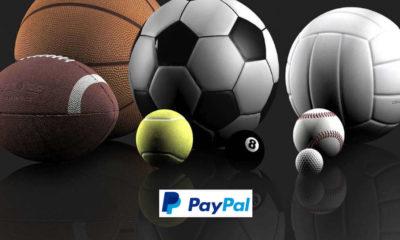 ¿Apuestas deportivas con Paypal?