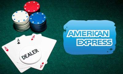 ¿Casinos online que aceptan American Express?