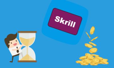 ¿Cuánto tarda un retiro de Skrill?